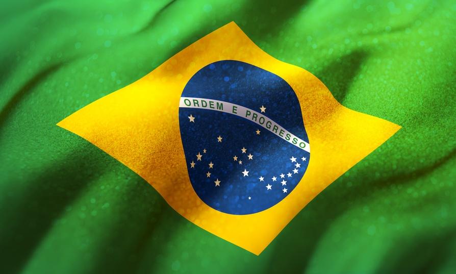 Red de distribución en Brasil
