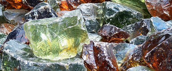 Valoración de fábrica de vidrio reciclado